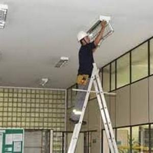 Serviços de manutenção predial