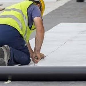 Impermeabilização com manta de PVC
