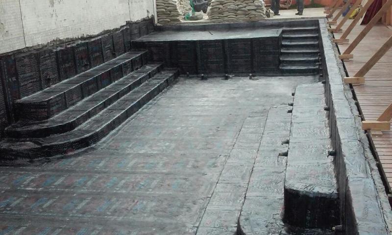 Impermeabilização de piscinas em rj