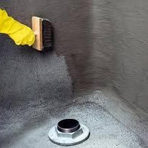 Impermeabilização de reservatório de água enterrado
