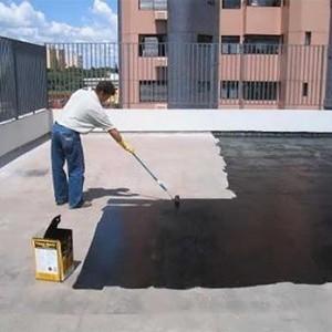 Impermeabilizante para laje industrial